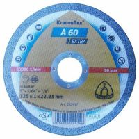 Disc Kronen, Panza Flex taiat metal 125x1x22.23mm