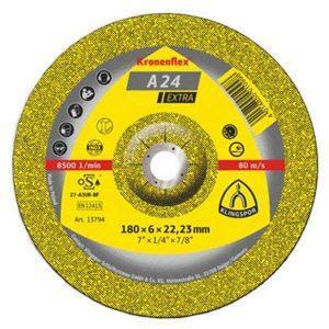 Disc taiat metal 180x3,3x22,23mm, Panza flex