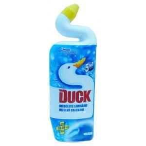 Dezinfectant wc, Duck 5 in 1, Lichid, Marin, 750ml