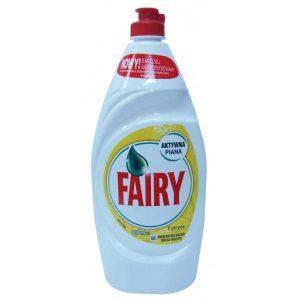 Detergent vase, Fairy sensitive, Lamaie, 900ml