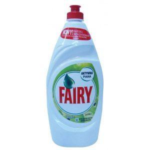 Detergent vase, Fairy sensitive, Mar verde, 900ml