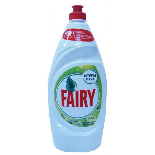 Detergent vase, Fairy sensitive, Mar verde, 900ml 1