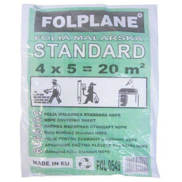 Folie pentru zugravit standard 20 mp