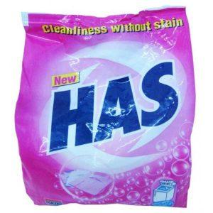 Has detergent manual 400g