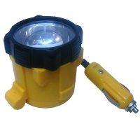 Lanterna auto magnetica, 12V, galbena  din categoria Lanterne puternice