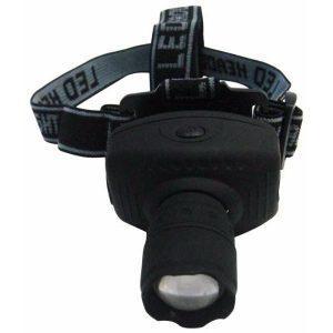 Lanterna frontala LED mic