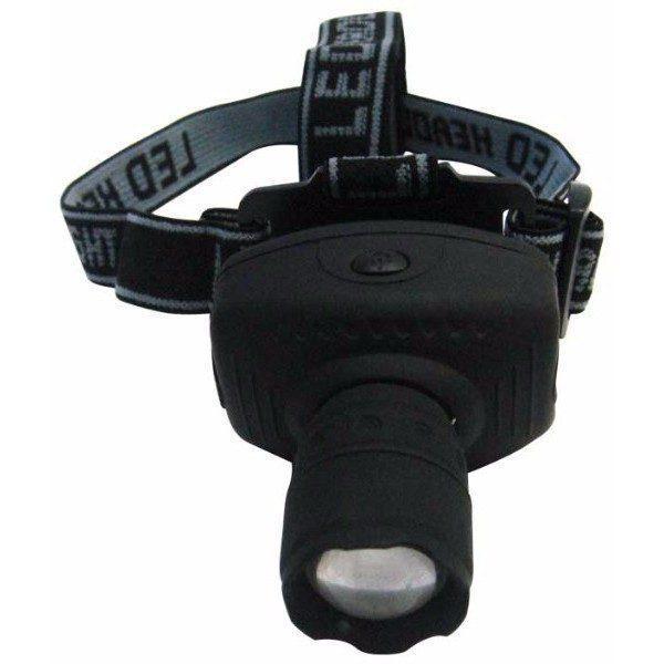 Lanterna frontala LED mic 1