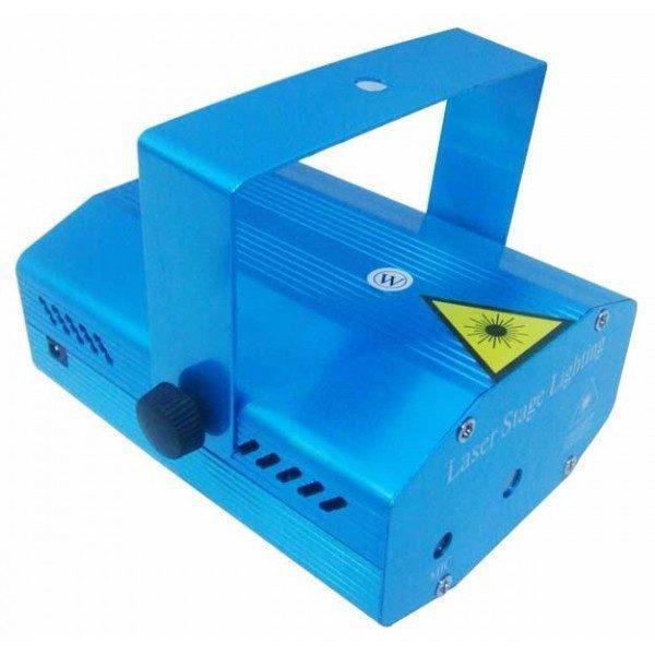 Laser joc de lumini cu 4 faze