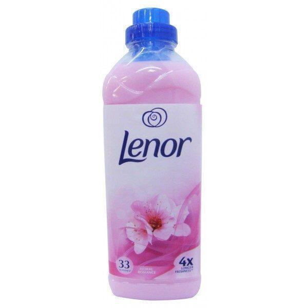 Balsam de rufe Lenor Floral Romance, Pachet 6x1L