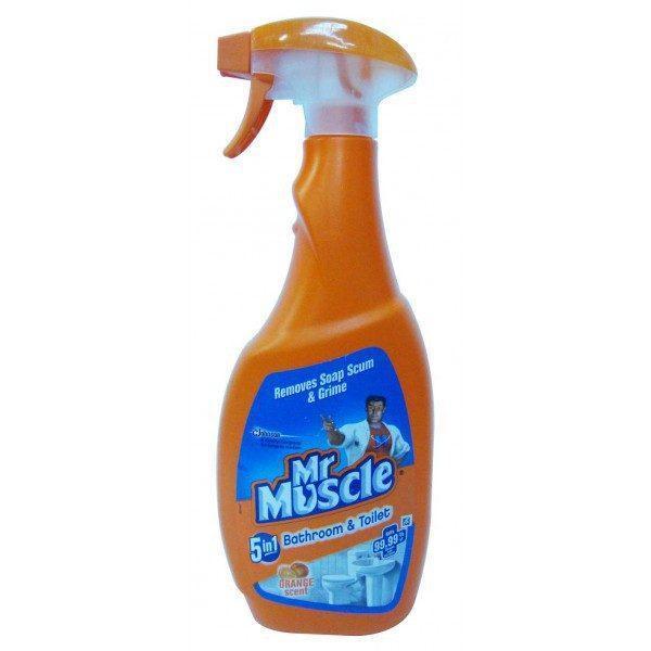 Pachet (6 produse) - Den Braven Vopsea spray si Solutii pentru curatenie baie