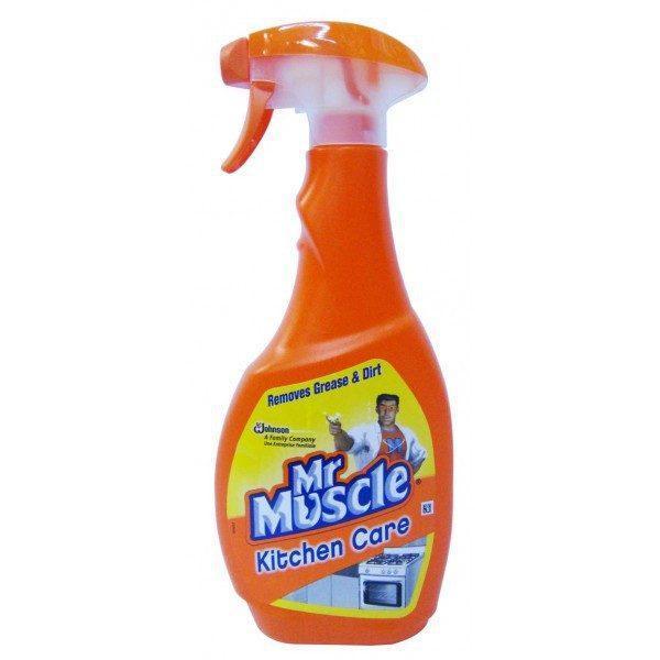 Mr muscle 5 in 1 bucatarie 500ml 1