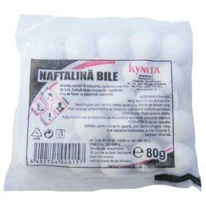 Naftalina bile / pastile 80g