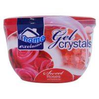 Odorizant camera, At Home exclusive, Cristale gel, Trandafiri, 150g