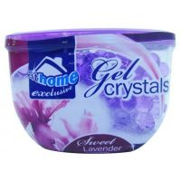 Odorizant camera, At Home exclusive, Cristale gel, Lavanda, 150g
