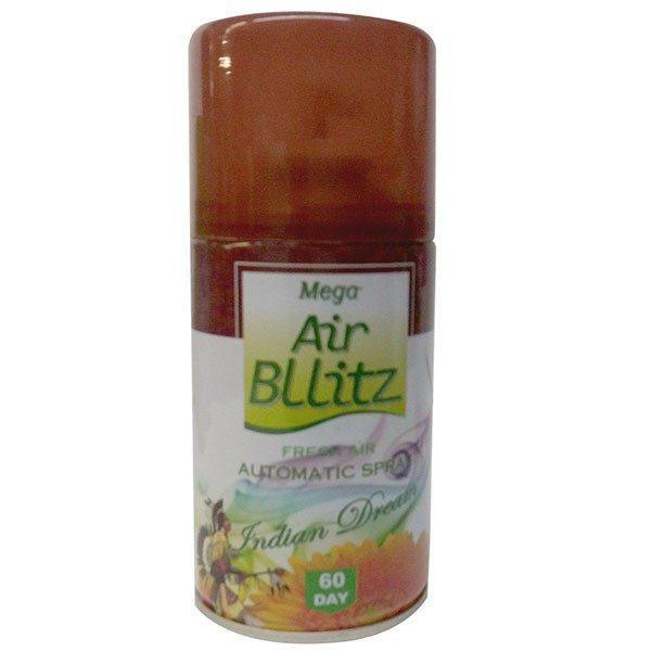 Rezerva odorizant de camera, Mega Air bllitz, Indian Dream, 220ml