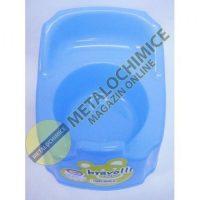 Olita bebe dreptunghiulara, plastic, albastra  din categoria Pentru WC