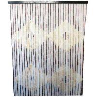 Perdea muste bambus pentru usa