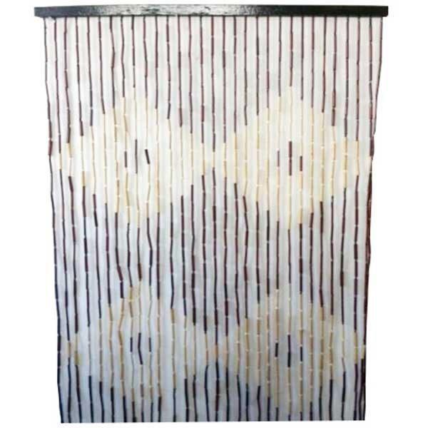 Perdea muste bambus pentru usa 1