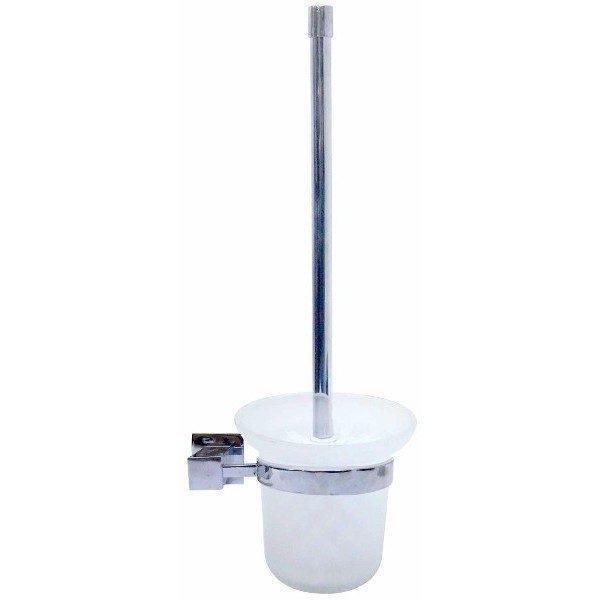 Perie pentru WC cu suport din inox