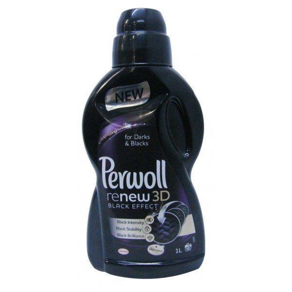 Pachet 3 bucati - Detergent lichid, Perwoll, 1 L