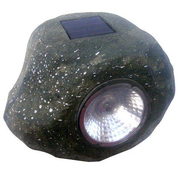 piatra spot lampa de veghe incarcare solara 2