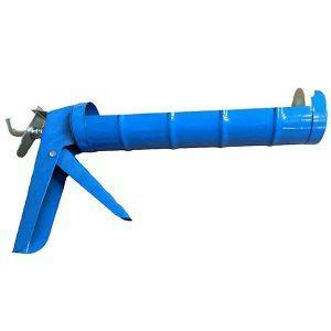 Pistol silicon, albastru