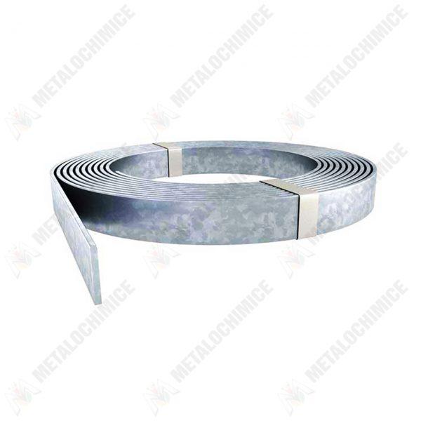 platbanda zincata 25x4 mm pentru impamantare 1