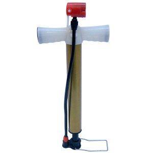 Pompa aer pentru umflat roti, bicicleta, liza, roaba Manuala