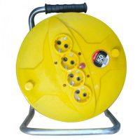 Prelungitor / Derulator tambur cablu, 3 x 1.5 mm, 50 M  din categoria Prelungitoare
