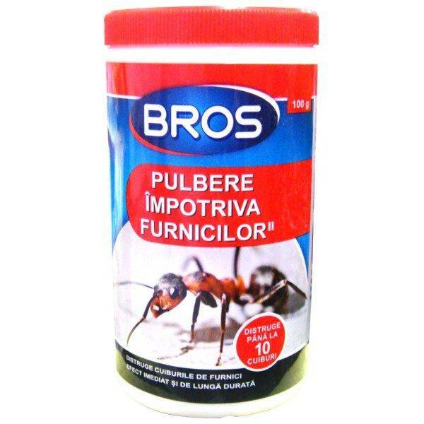 Praf pulbere impotriva furnicilor 100g 1