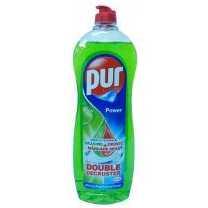 Detergent vase, Pur, Mar verde, 900ml