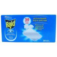 Raid 30 pastile impotriva tantarilor