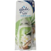rezerva odorizant glade sense and spray 18ml bali sandalwood and jasmine
