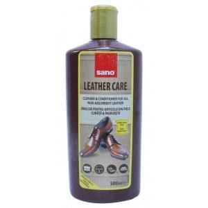 Sano solutie crema pentru curatat piele 500ml