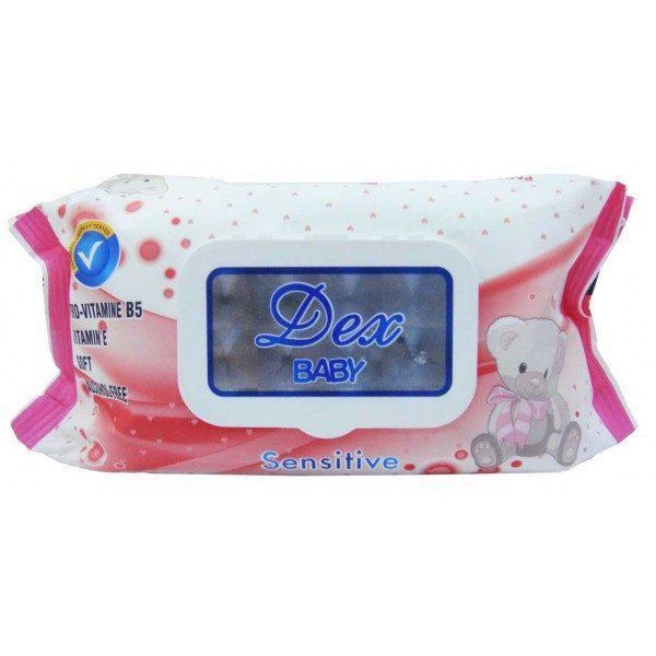 Servetele umede Dex Baby, Soft care