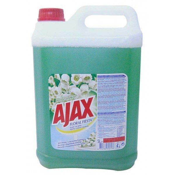 Solutie geamuri Ajax 5 L