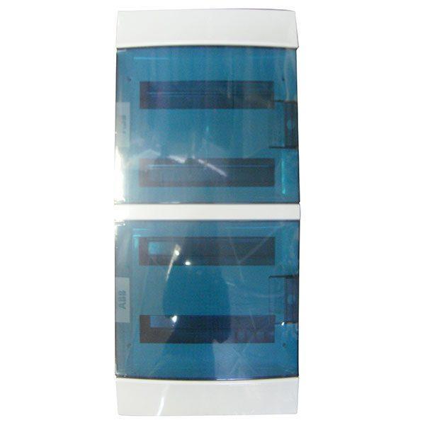 Tablou sigurante, ABB, PT, 72 posturi, 66x30x11cm