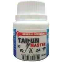 Otrava lichida pentru Gandaci, plosnite, purici, muste, tantari,Taifun, 50ml