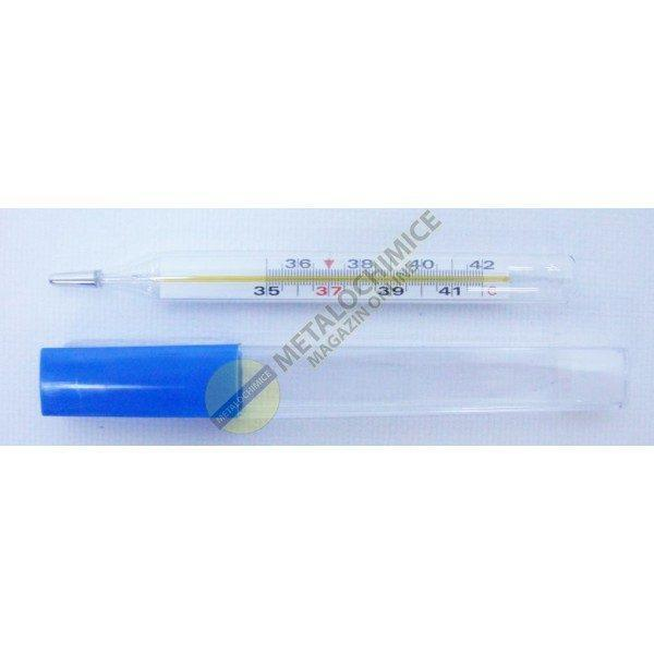 Termometru medical cu mercur 1
