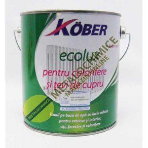 Vopsea Ecolux extra Kober ALBA 2.5l