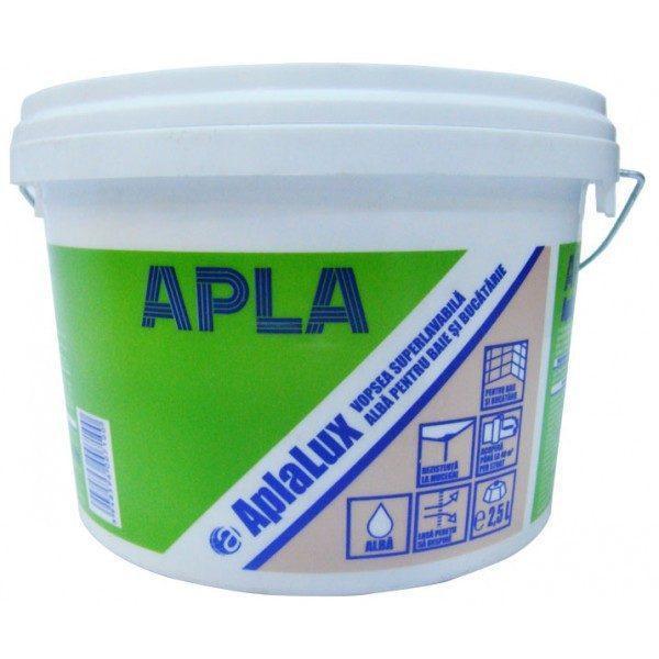 Vopsea lavabila pentru baie si bucatarie Aplalux 2