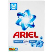 Ariel Touch of Lenor Fresh Detergent manual, 7 spalari, 450 g  din categoria Detergenti rufe