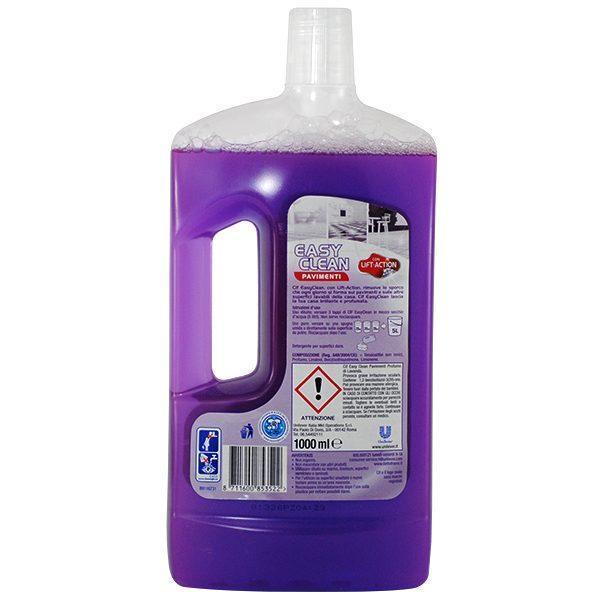 Cif Parfum de Lavanda, Easy Clean, Solutie pentru curatat pardoseli, 1L