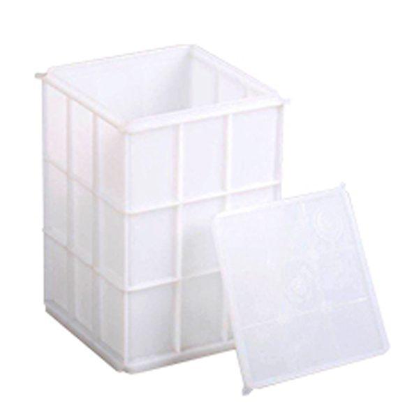 cutie branza 20l cu capac inchidere etansa sigiliu 2 capete 38cm x 24cm