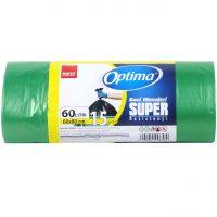 Sano Optima, saci menaj 60 litri, verzi  din categoria Saci pentru gunoi