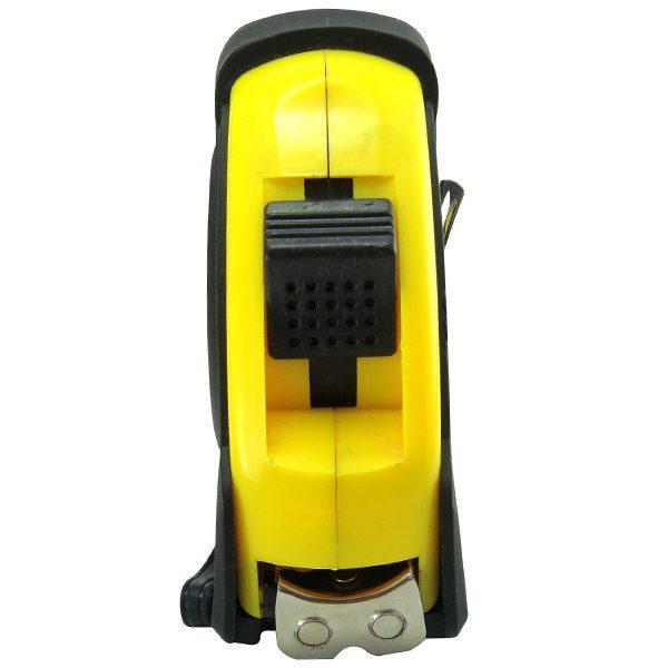 Pachet 5 bucati - Ruleta 10M cu protectie cauciuc, 2 blocaje si magnet