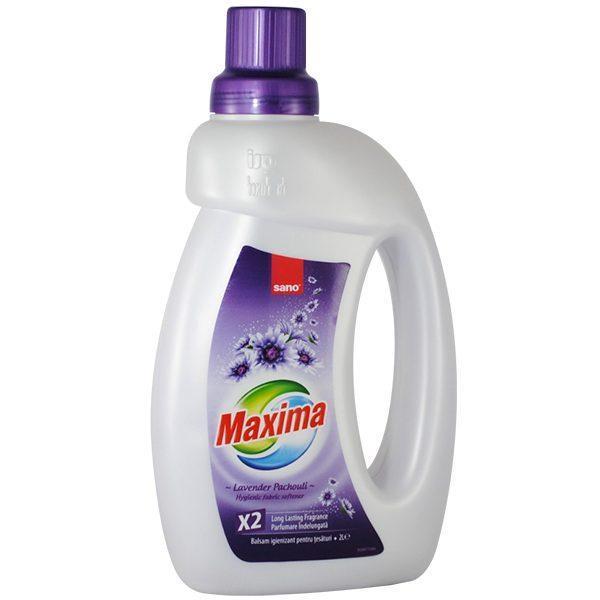 sano maxima 2l lavander pachouli balsam ingenizant pentru haine 1