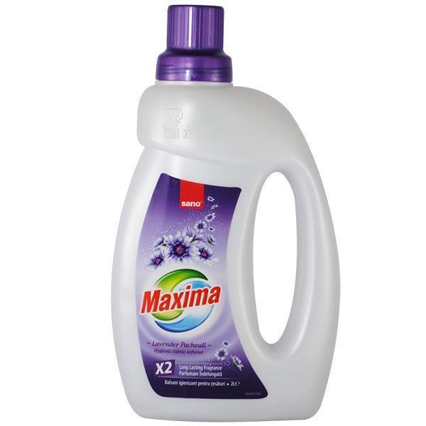 sano maxima 2l lavander pachouli balsam ingenizant pentru haine