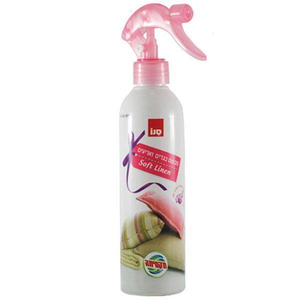 sano maxima soft linen odorizant pentru haine si tesaturi 350ml