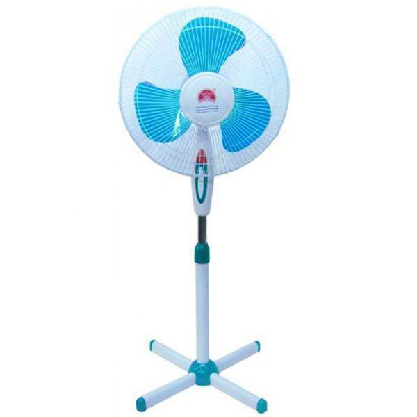 Ventilator vertical, Alb-Turcoaz